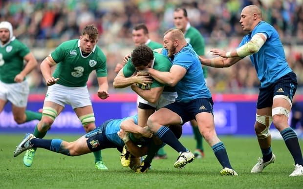 six nations in rome