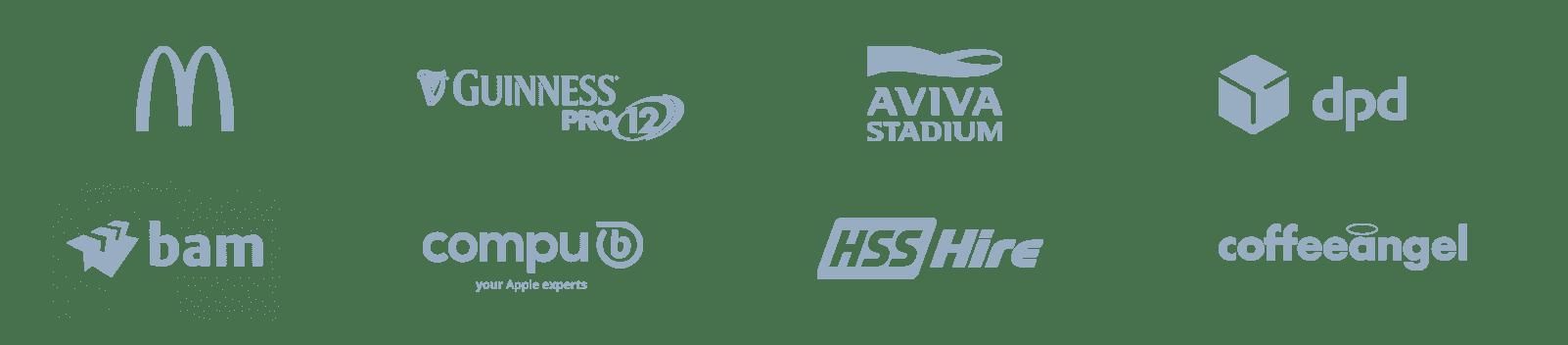 clientes logos