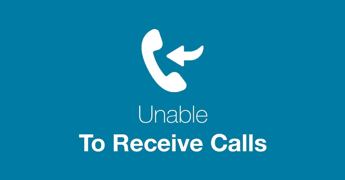 Receive Calls