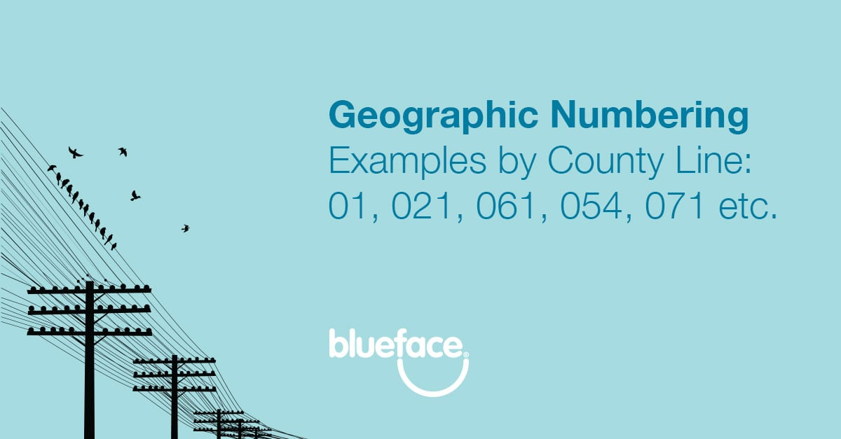 Geographic Numbers