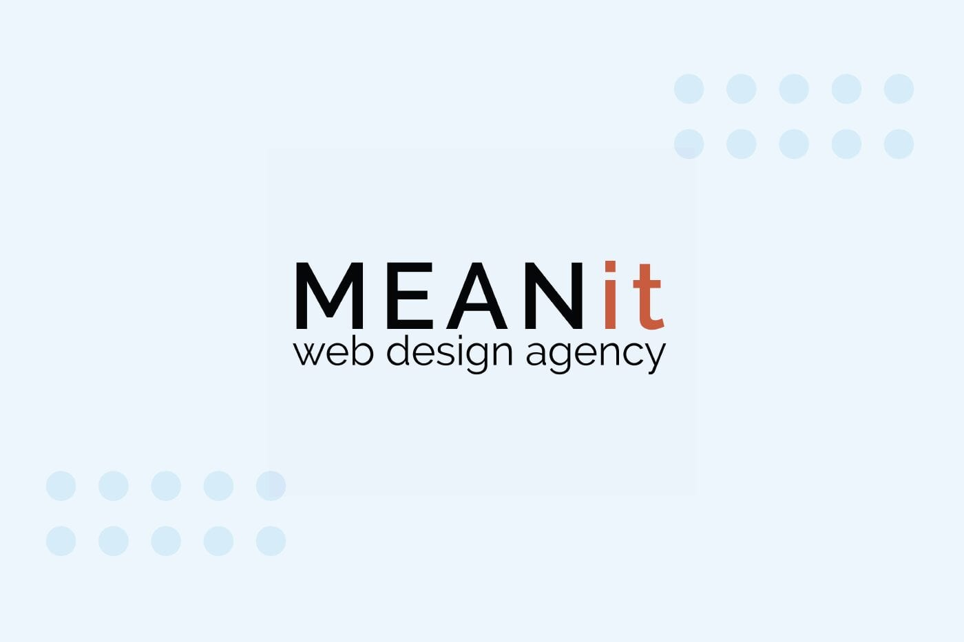 MEANit Web Design