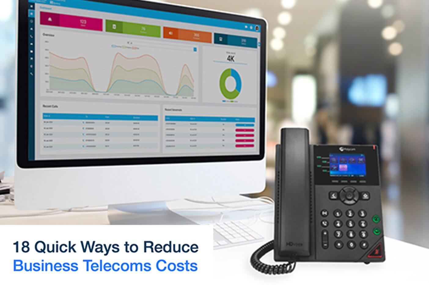 18 Ways to Reduce Telecom Expenditure
