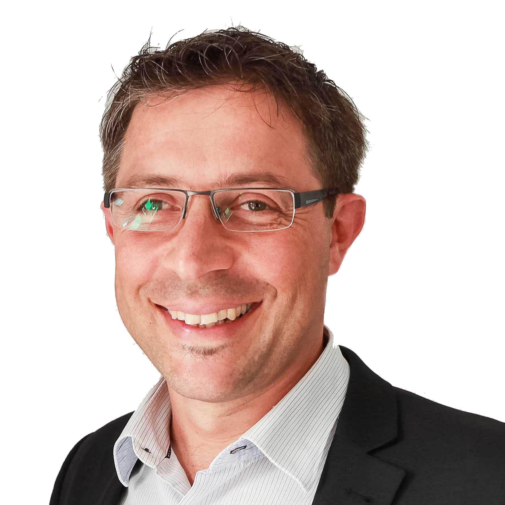 Luca Caralvi - VP Sales & Marketing