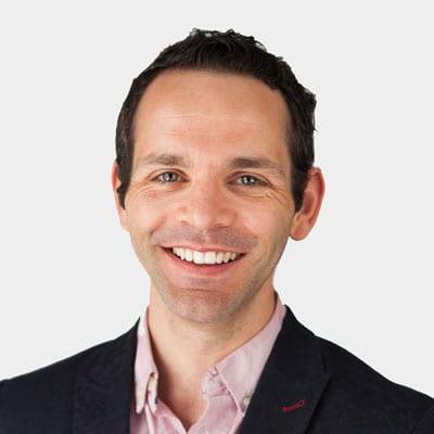 Sean O'Riordan - CFO